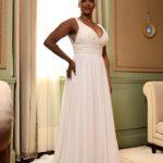 Photo robe Noéline profil Lya Création