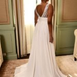 Photo robe Noéline dos complet Lya Création