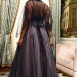 Robe Stéphanie dos complet Lya Création