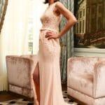 Photo robe Chloé profil Lya Création