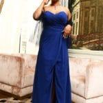 Photo robe Royale complète Lya Création