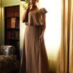 Photo robe de cocktail Spinelle complète Lya Création